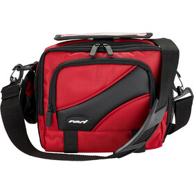 Red Cycling Products E-Bike Deluxe Handlebar Bag, red